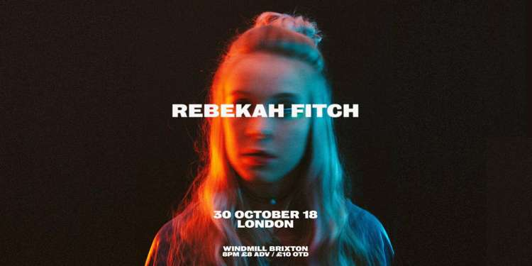 Rebekah Fitch + guests  at Windmill Brixton promotional image