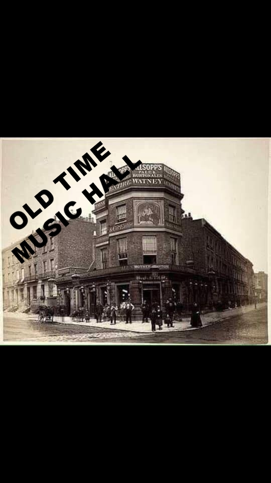 MATINEE AFTERNOON Old Time Music Hall Sing-a-Long!  at The Fiddler's Elbow promotional image