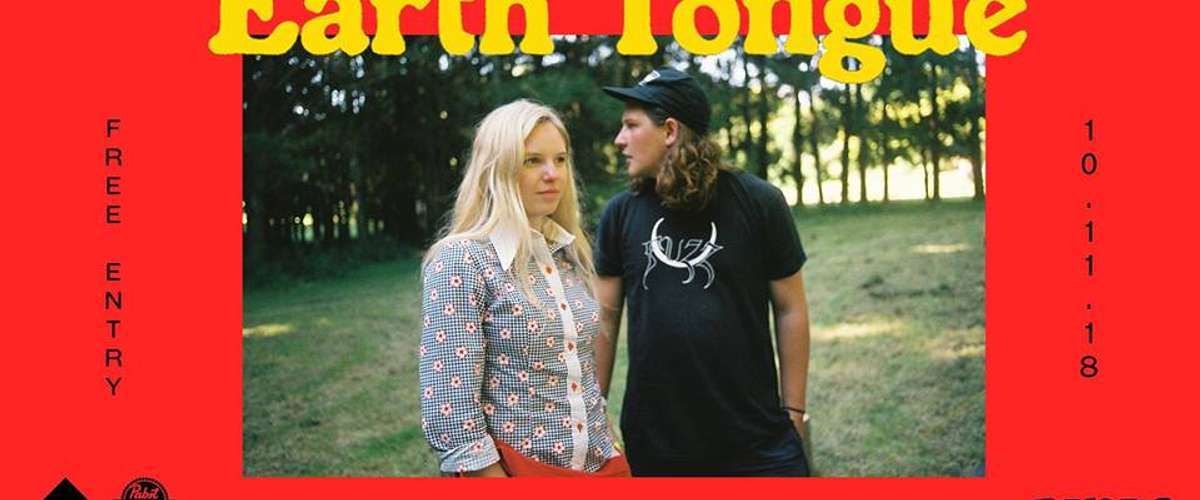 Saxon Zine presents: Earth Tongue at Shacklewell Arms promotional image