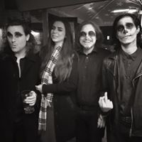 PUNKY ROCK - Wolf Cellar + The Apricot Hounds + Pretty Pistol + Bob Skeleton + OONAR at The Fiddler's Elbow promotional image