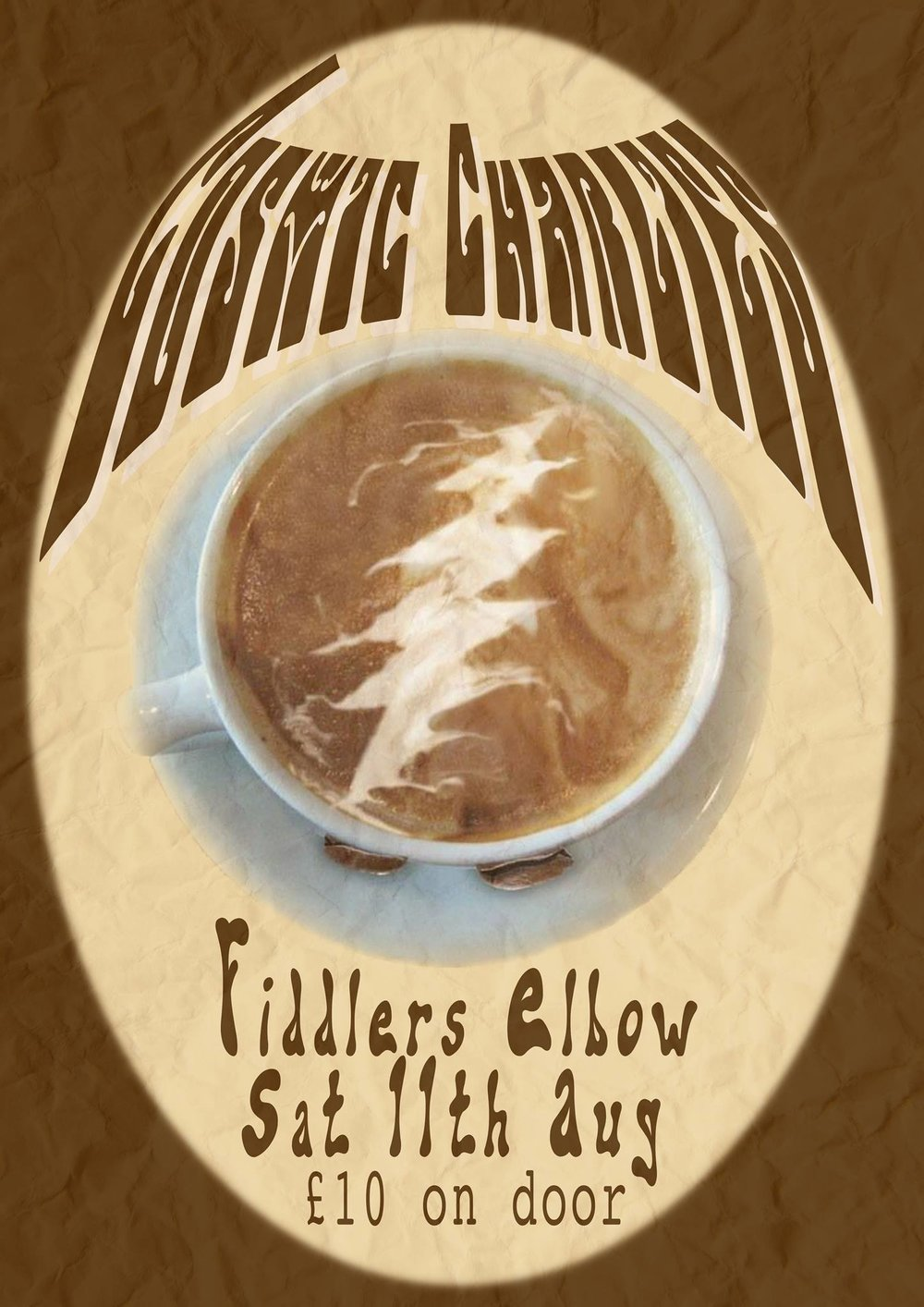 Chill with the Charlies - Grateful Dead at The Fiddler's Elbow promotional image