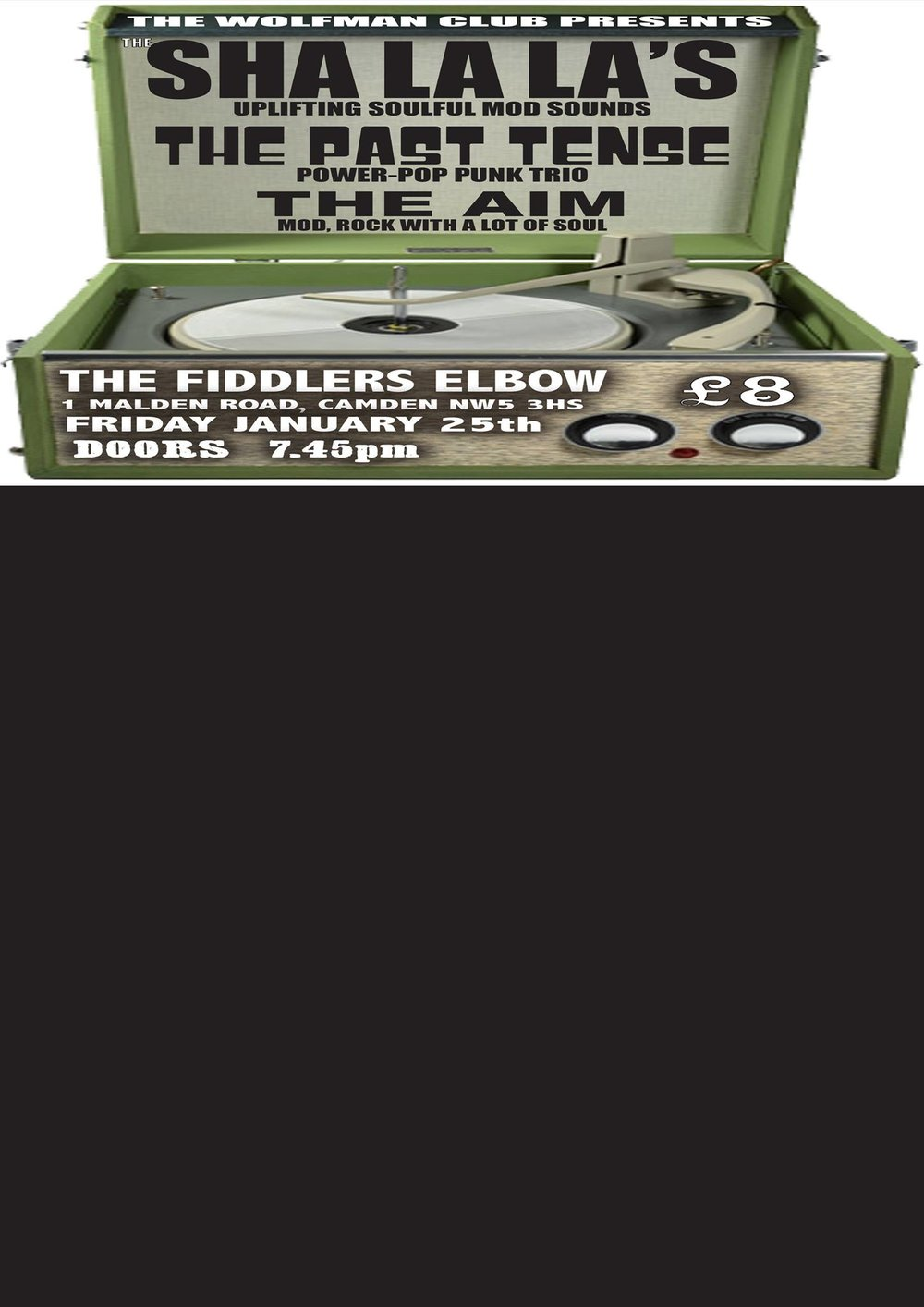 at The Fiddler's Elbow promotional image