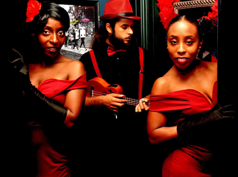 INDIE/ROCK/SOUL - Elson + 2chicksandabanjo + Magic Moka + Doc Snipp at The Fiddler's Elbow promotional image