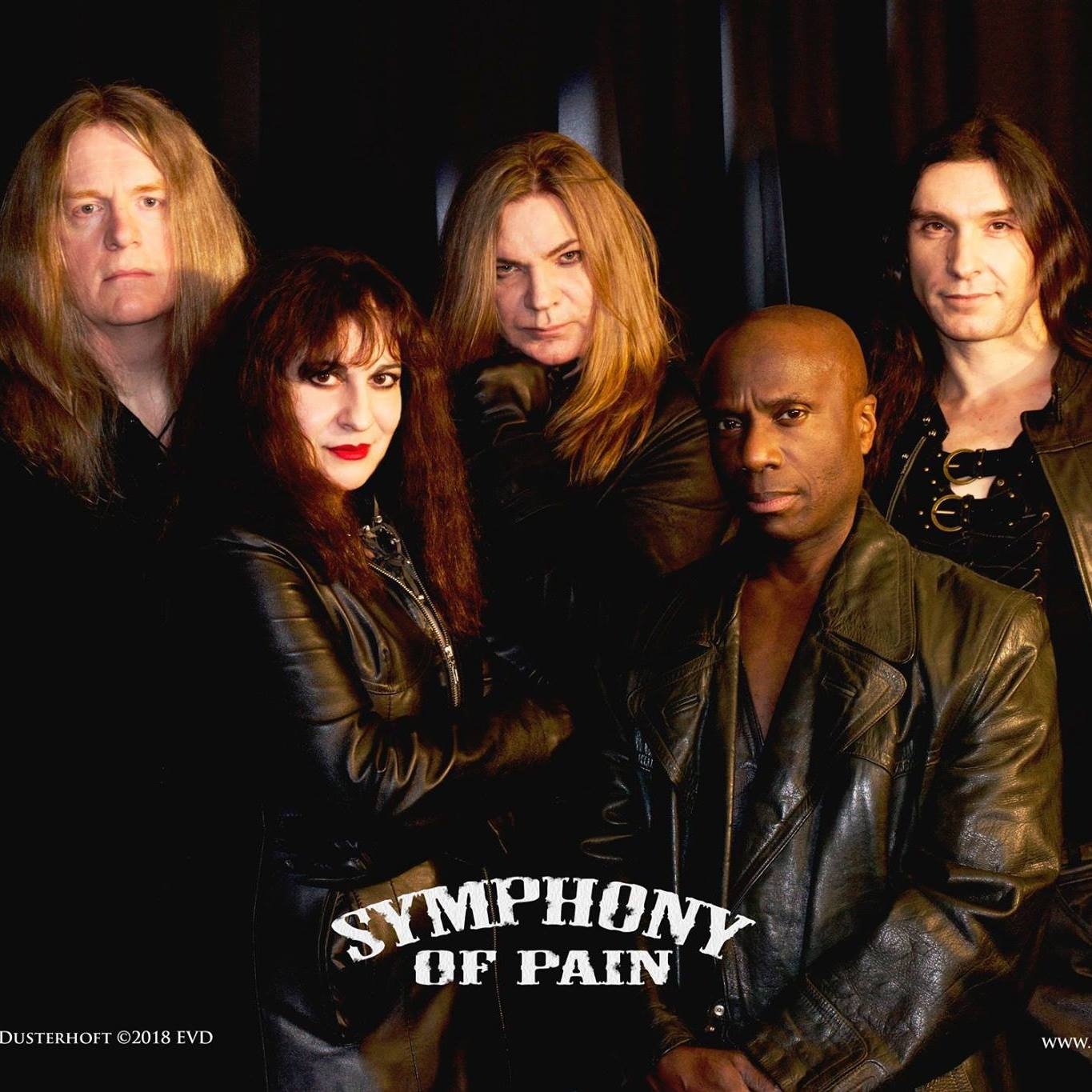METAL - Fornoth + Symphony of Pain (critically acclaimed new album VIROLOGY)  + Guests at The Fiddler's Elbow promotional image