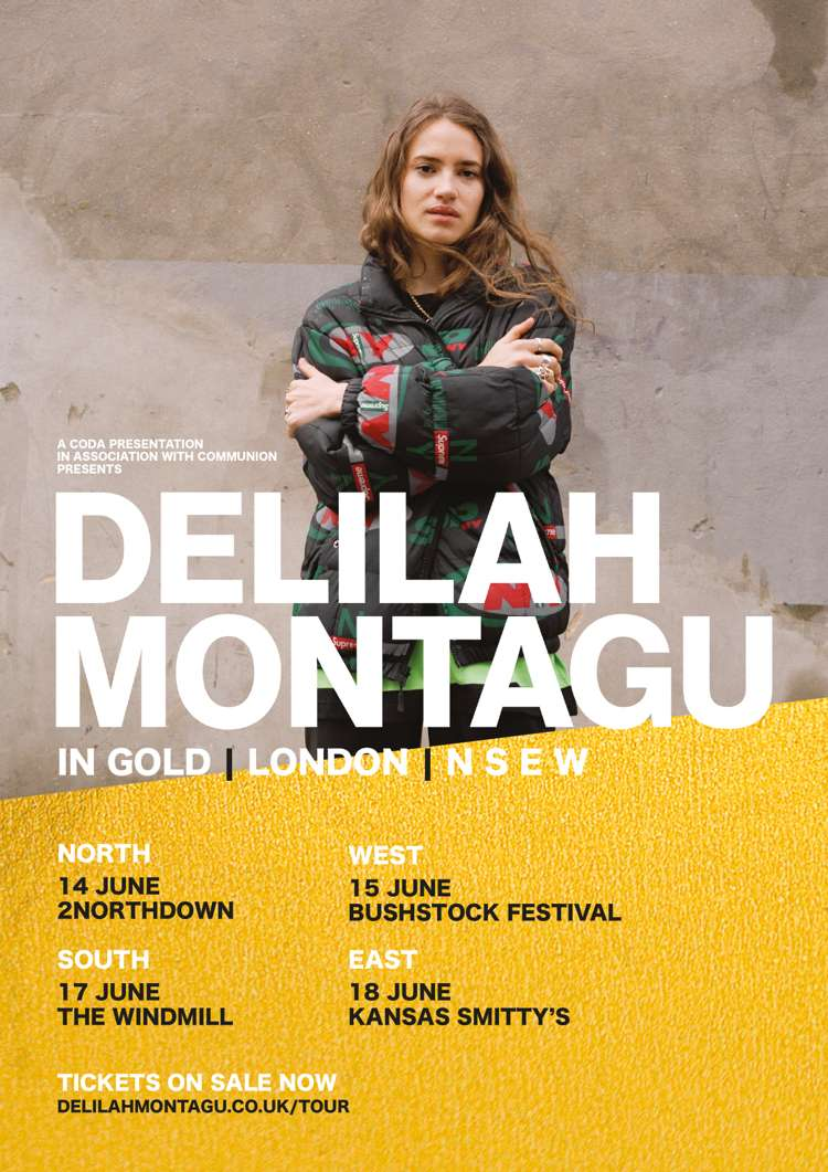 Delilah Montagu  at Windmill Brixton promotional image
