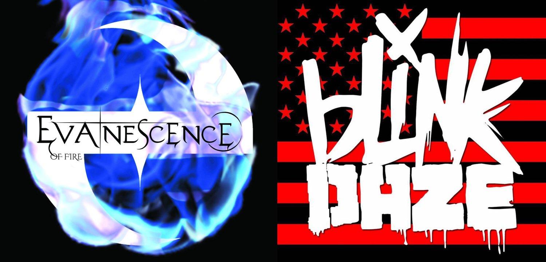 Evanescence of Fire + Blink Daze live at The Fiddler's Elbow promotional image