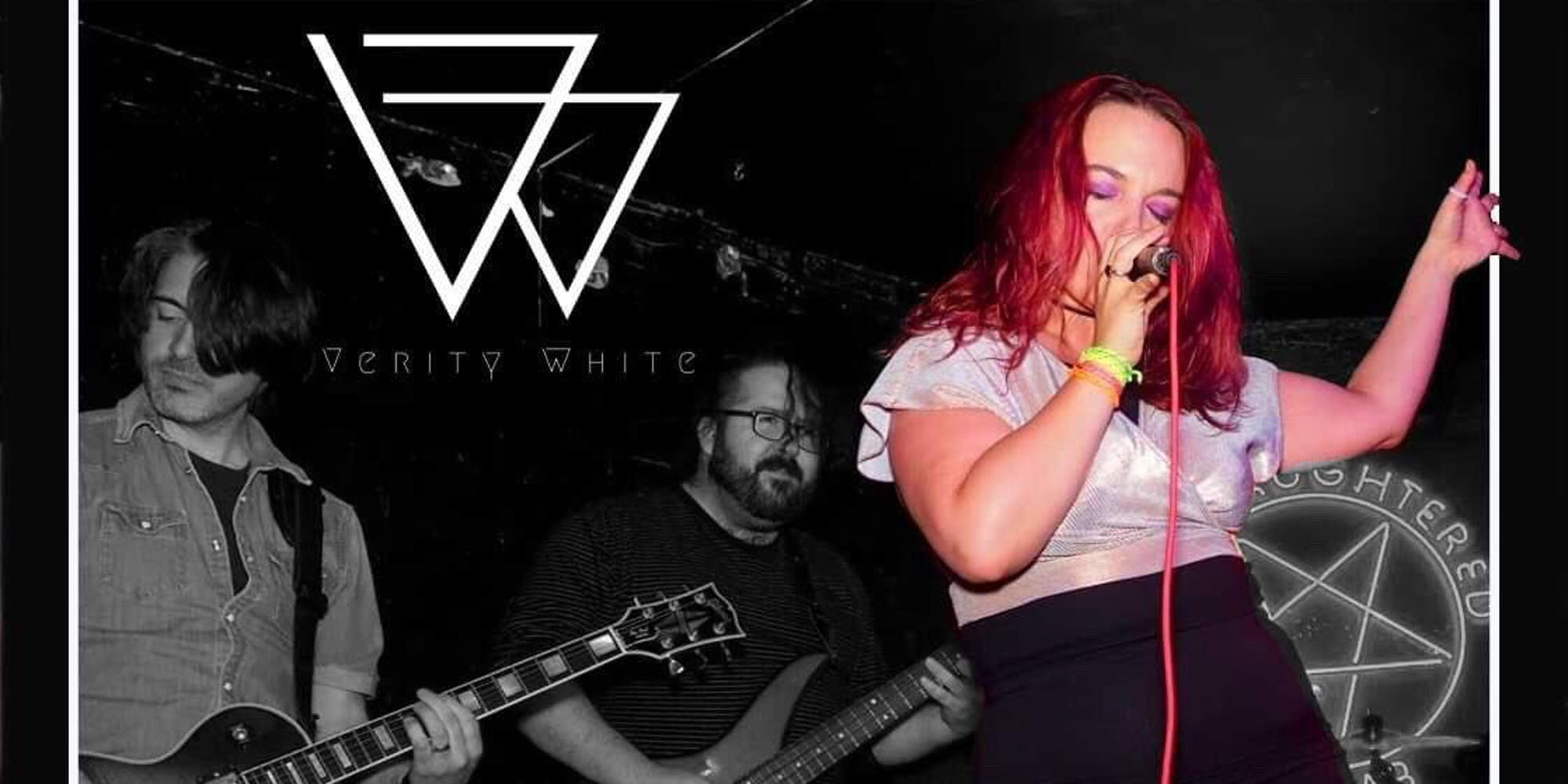 Verity White RECLAIM SET FIRE Tour plus support from Martyn Peters at The Fiddler's Elbow promotional image