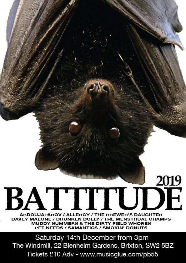 Battitude 2019  at Windmill Brixton promotional image