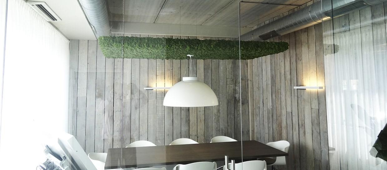 Greenwall plafond-eiland