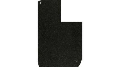 black, gray granite VERDE BUTTERFLY