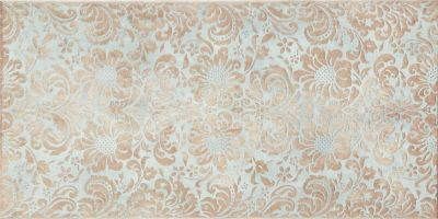 "blue, green, tan, beige porcelain Pamesa Feel, Aqua: 12""x24"" by pamesa cerámica"