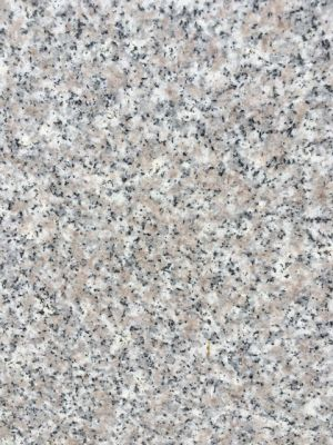 black, gray, white, beige, pink granite Luna Pearl