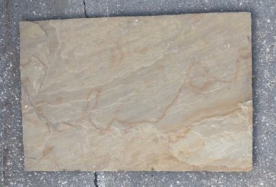 "brown, tan natural stone Harvest 36""x48""x2"""