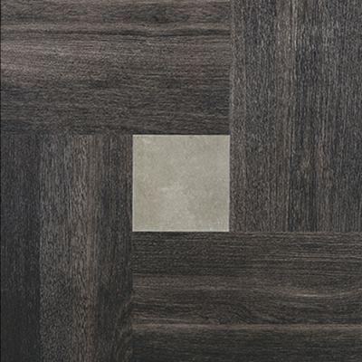 "black, gray porcelain Fioranese Inside, Dark-Olivia: 24""x24"" by ceramica fioranese"