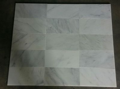 gray, white stone Calacatta White Polished