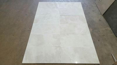 gray, tan, white stone Platina Polished