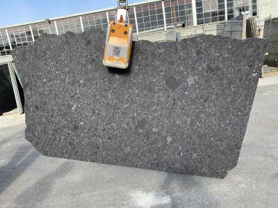 black granite Nordic Black Antique 3cm