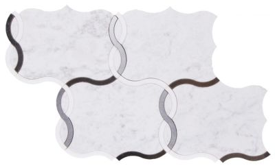 white marble SSC-1326 Merge Pattern Zion Blend by soci
