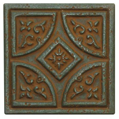 brown metallic SSGB-0652-4 Bronze Metal Deco by soci