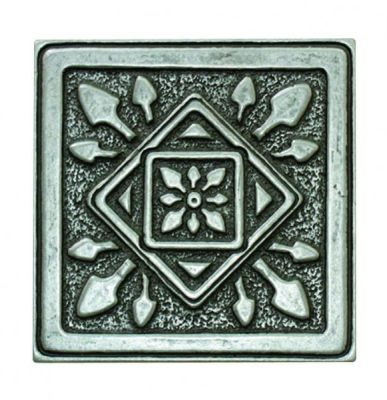gray metallic SSGP-0635-4 Pewter Metal Deco by soci