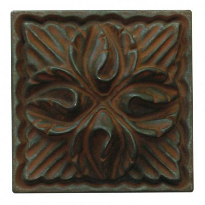 brown metallic SSGR-0684-4 Rust Metal Deco by soci