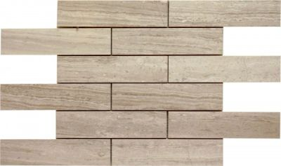 gray marble SSH-292-1 Marquette Polished Brick by soci