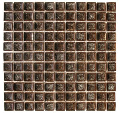 brown glass SSM-403 Dusk Glass Mosaic by soci