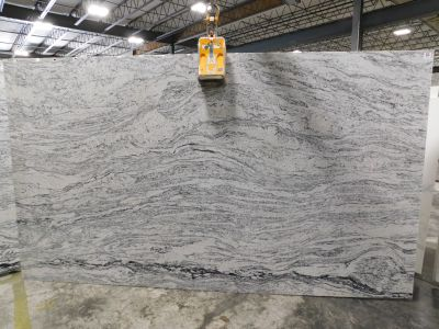 black, gray, tan, white granite Viscon White