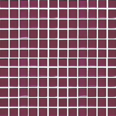 purple glass Mosaic