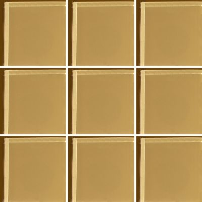 brown, tan glass Mosaic