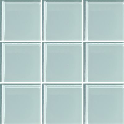 white glass Mosaic