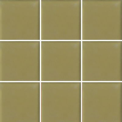 green glass Mosaic