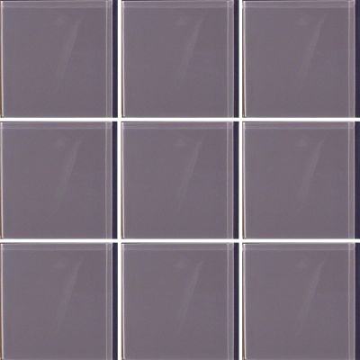 gray, purple glass Mosaic
