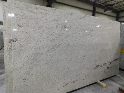 brown, red, tan granite River White New