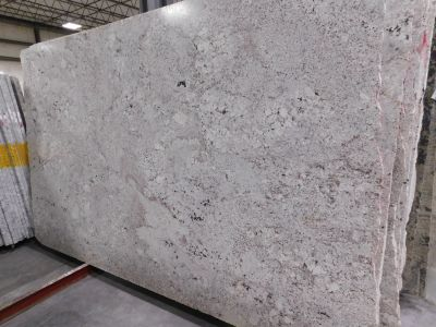 brown, gray, red, tan, white granite Artic White