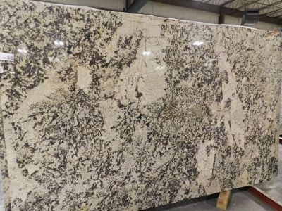 black, brown, tan, beige granite Delicatus Cream