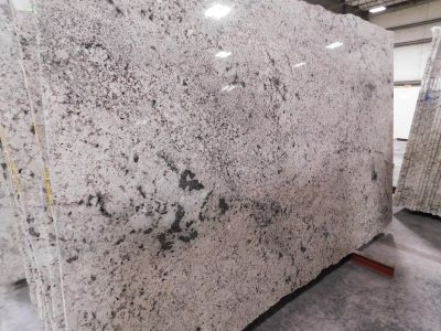 black, tan, white, beige granite Delicatus Emerald