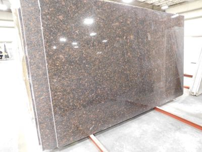 brown, gray, tan granite Tan Brown