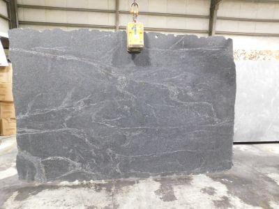 black, gray granite Jet Mist