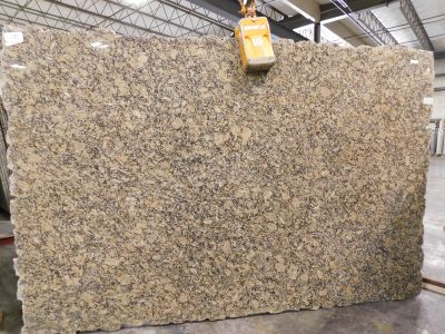 black, brown, gray, tan granite Giallo Porto Fino
