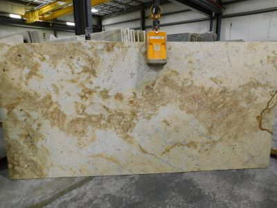 brown, gray, white granite Andromeda Gold