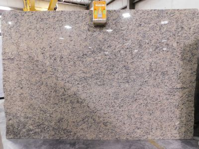 black, brown, tan granite Santa Cecilia Light