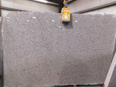 black, brown, gray, white granite Azul Platino