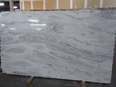 gray, white marble Frozen