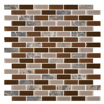 brown, tan, white, beige glass Chocolate Equino