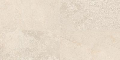 "tan, beige porcelain Aurora Light Cream 12""X 24"""
