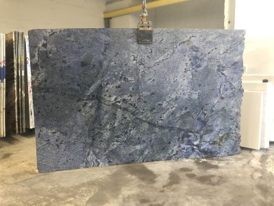 black, gray, tan quartzite BLUE BAHIA