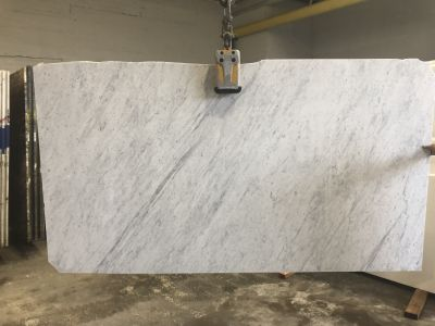 gray, tan marble CARRARA C