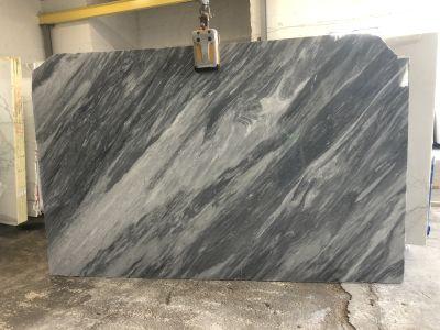 black, gray, tan marble BARDIGLIO DARK