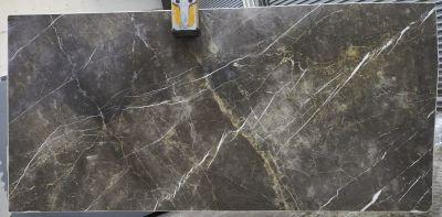 black, brown, gray, tan marble FIOR DI BOSCO